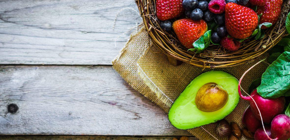 غذای سالمترین افراد جهان