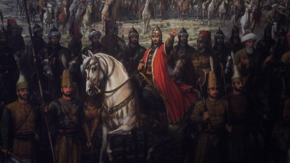 فتح قسطنطنیه