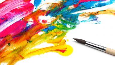 نقاشی و قلم