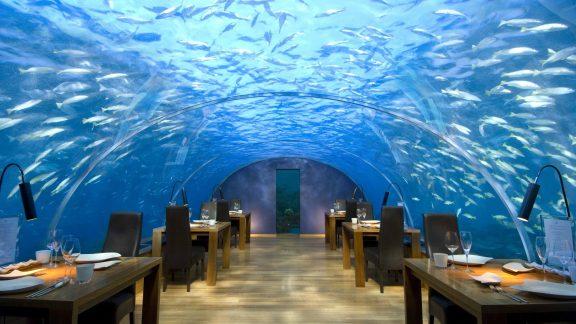 عجیبترین رستورانهای جهان