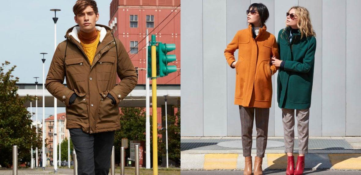 لباسهای پاییزی و زمستانی