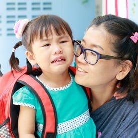 جدا شدن از والدین