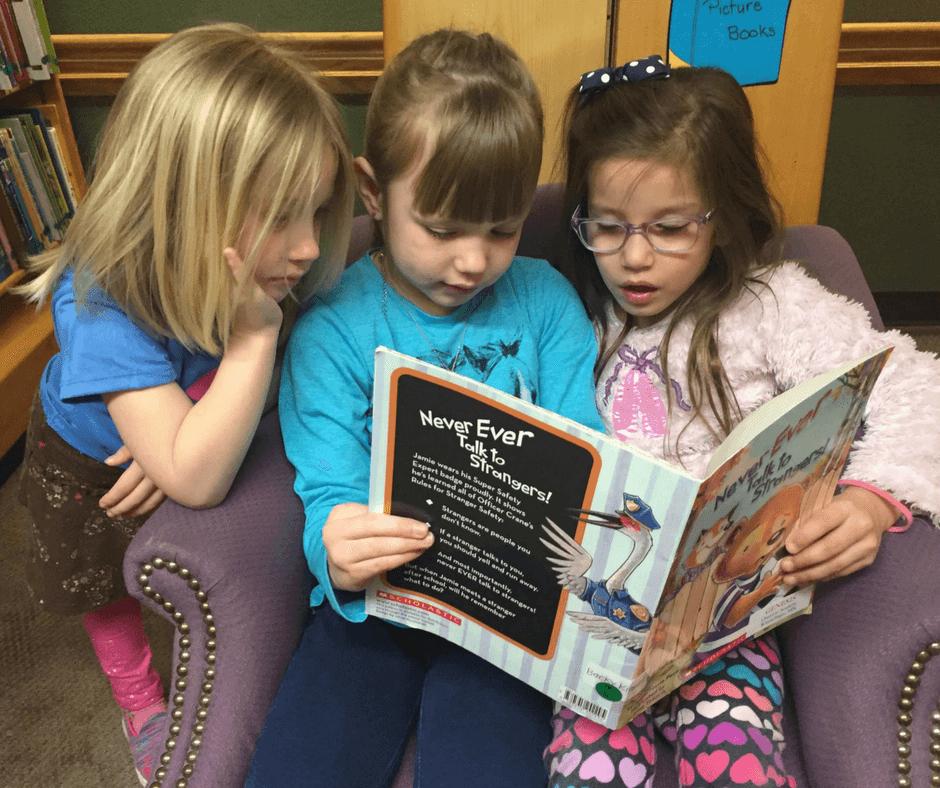 مهارت کتاب خواندن
