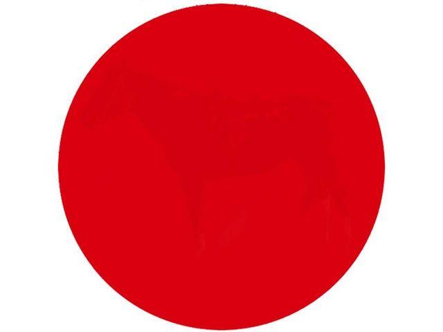 دایره قرمز