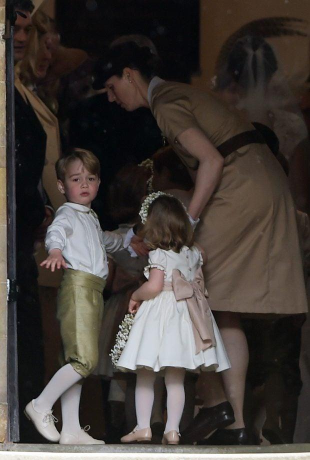 پرستار بچه سلطنتی