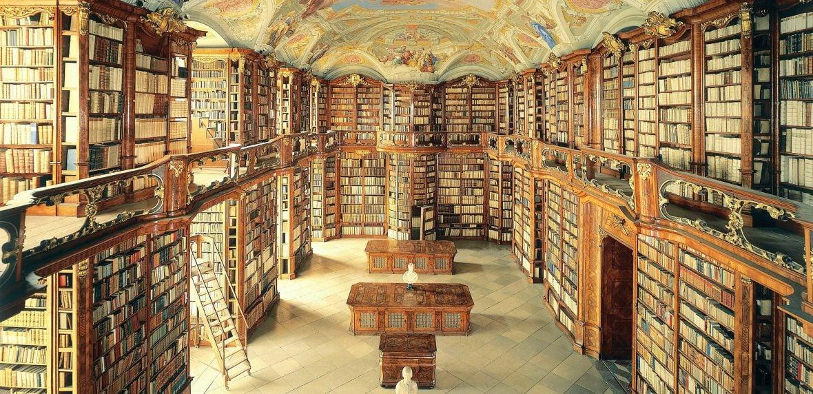 باشکوهترین کتابخانههای جهان