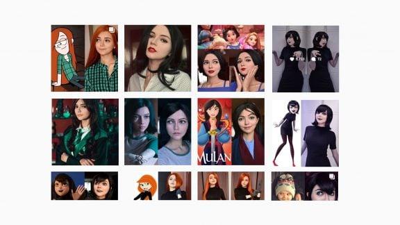 شخصیت های مشهور