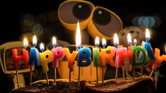 کیک - جشن تولد