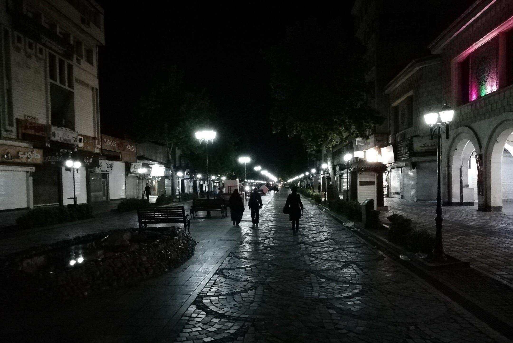 شب های روشن - رشت