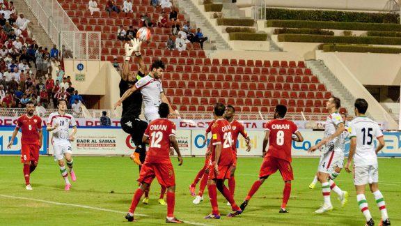 نتیجهی بازی ایران مقابل عمان در مرحلهی یک هشتم نهایی جام ملتهای آسیا 2019