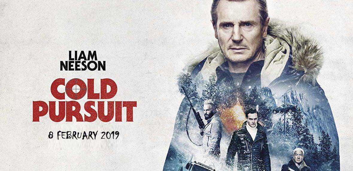 مصاحبه جنجالی لیام نیسن - فیلم Cold Pursuit