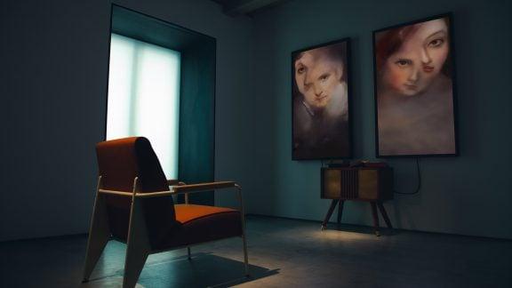 آثار هنری هوش مصنوعی در یک حراجی در لندن به فروش خواهد رسید!