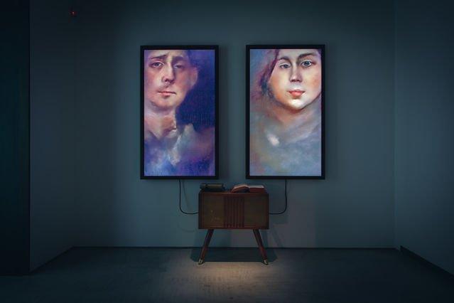 آثار هنری هوش مصنوعی