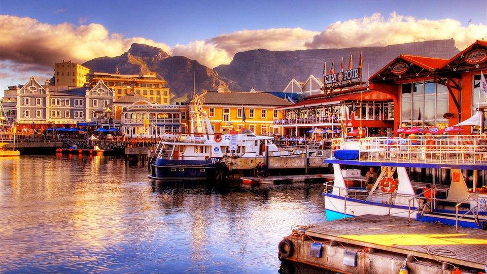 کیپ تاون – آفریقای جنوبی