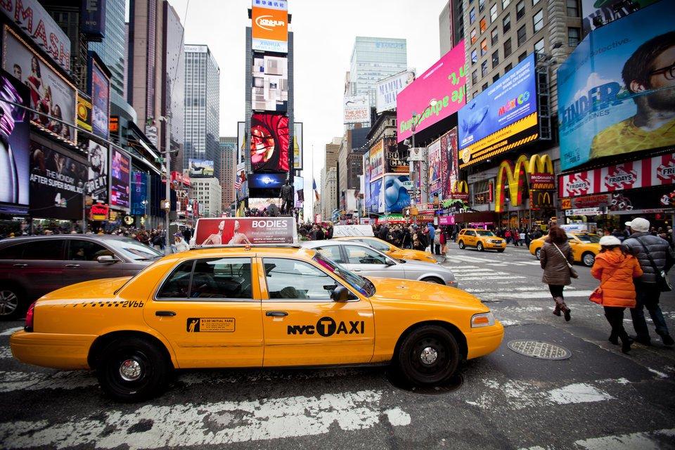بهترین شهرهای دنیا، نیویورک – ایالات متحده