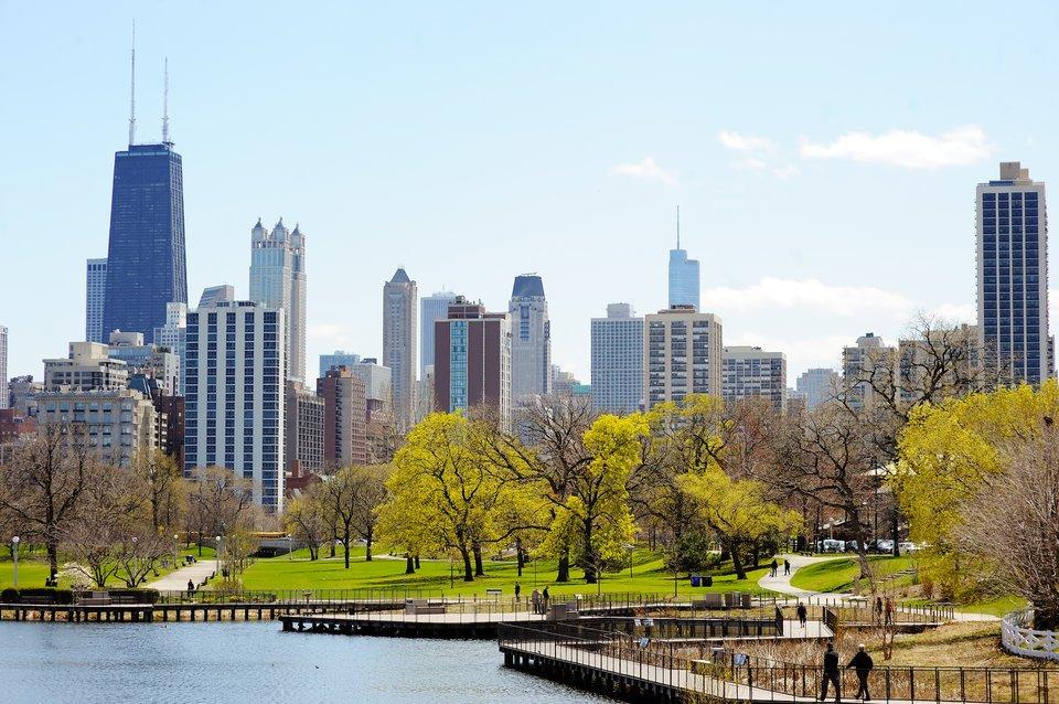 بهترین شهرهای دنیا شیکاگو – ایالات متحده