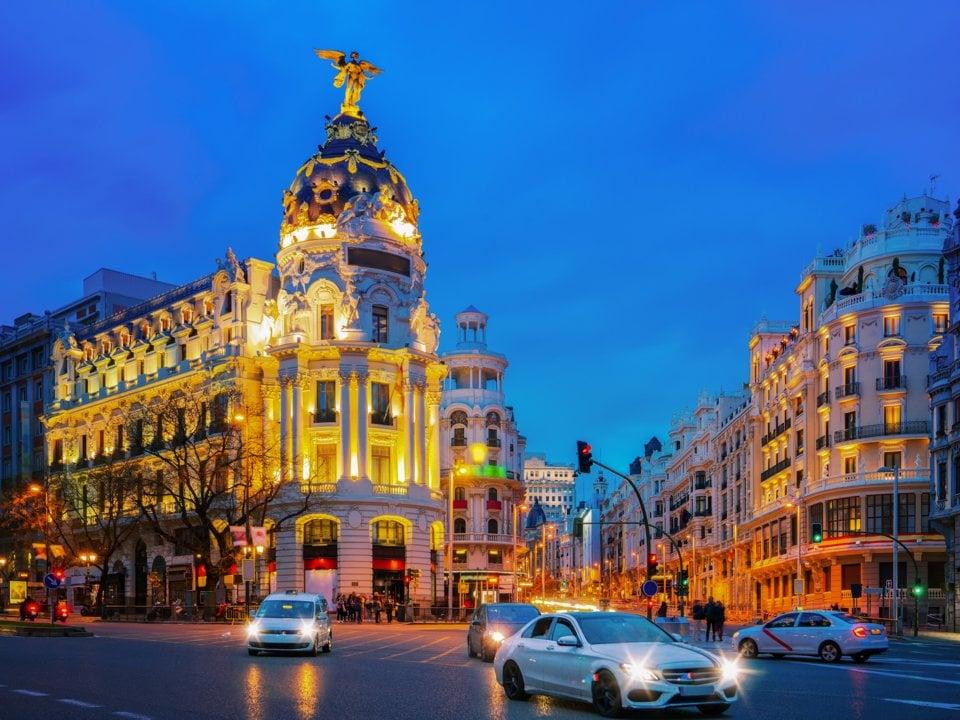 مادرید – اسپانیا