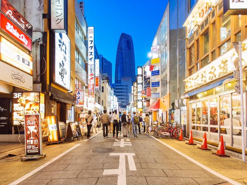 توکیو – ژاپن