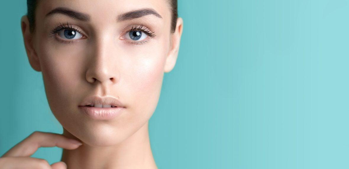 زیبایی پوست صورت