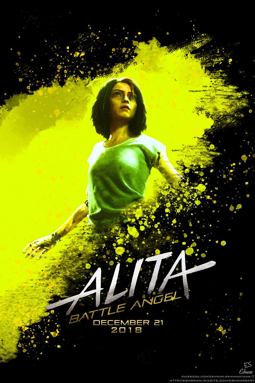 فیلم آلیتا- فرشته جنگ