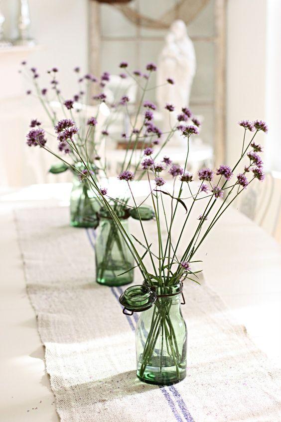 گل و گلدان برای دکوراسیون بهاری