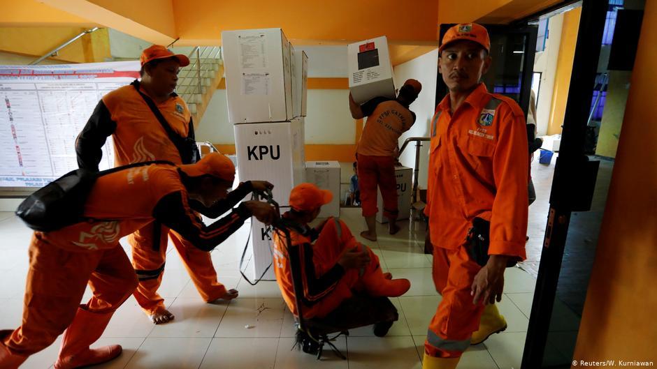 انتخابات اندونزی