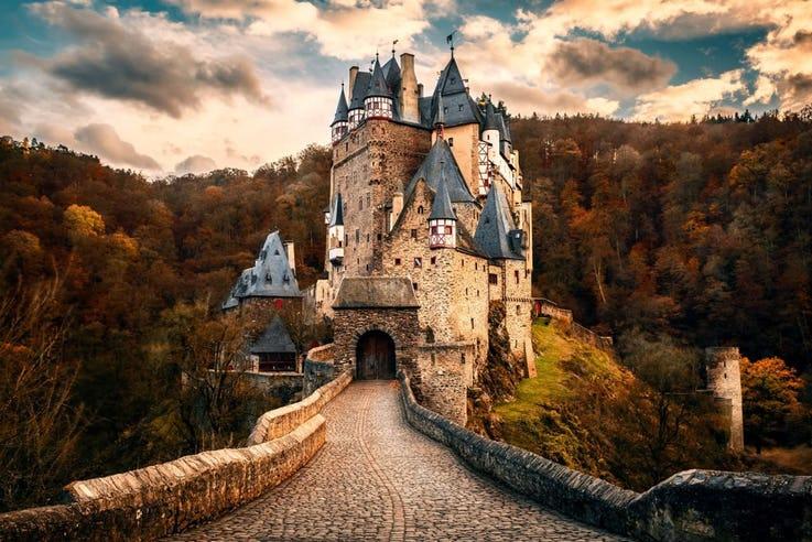 قلعه Eltz در آلمان