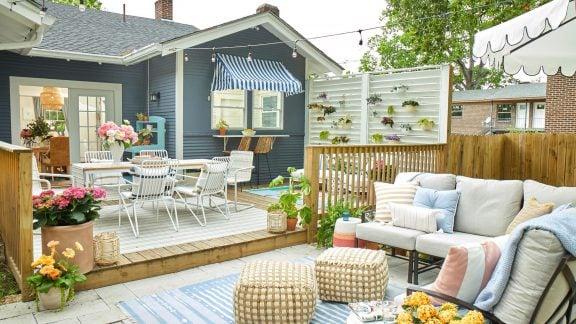 چند ایده ساده برای ایجاد یک چیدمان و دکوراسیون تابستانی رنگارنگ