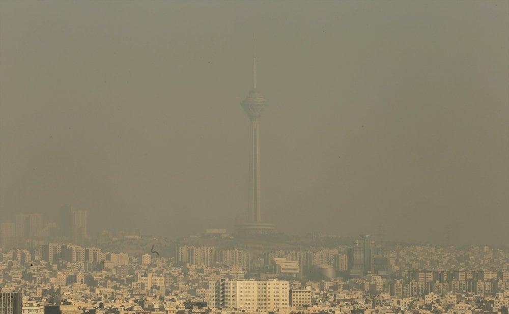 تخریب لایه ازن-تهران خاموش میشود