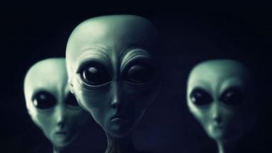 محل زندگی موجودات فضایی