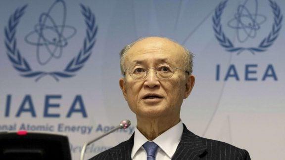 مدیر کل آژانس بینالمللی انرژی اتمی در سن 72 سالگی درگذشت!