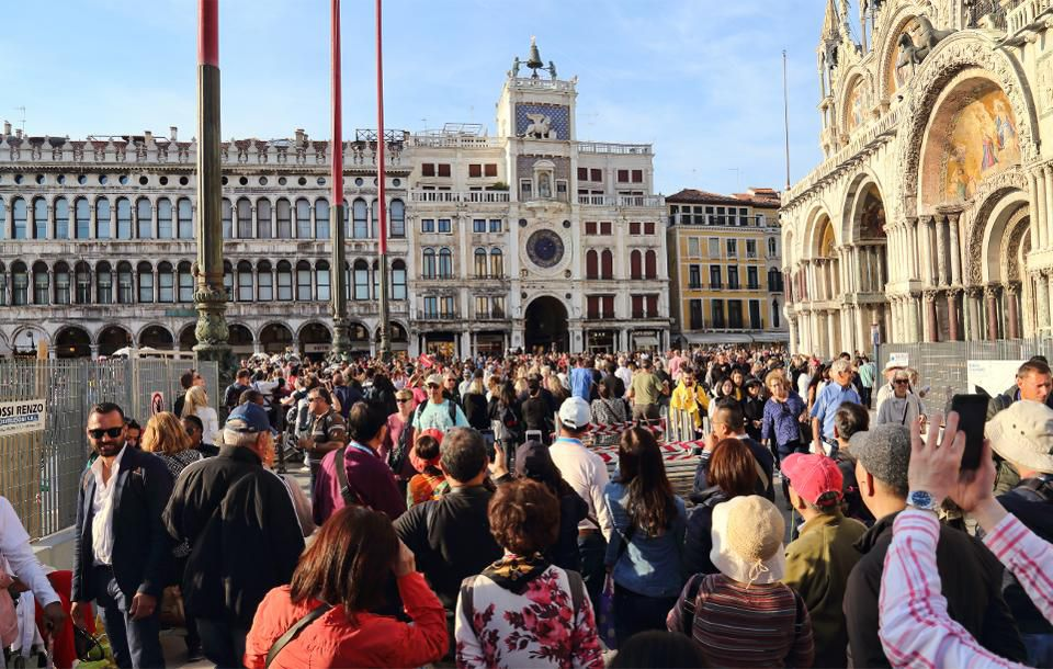 پر ازدحامترین شهرهای اروپا-ونیز ایتالیا