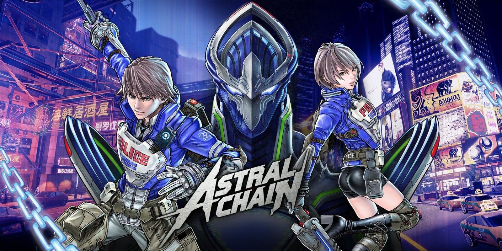 برترین بازیهای آگوست 2019-Astral Chain