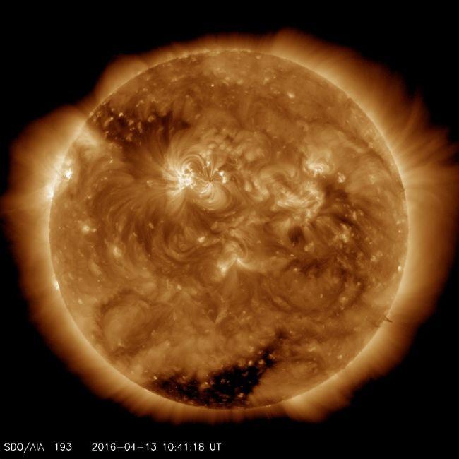 اگر خورشید بمیرد