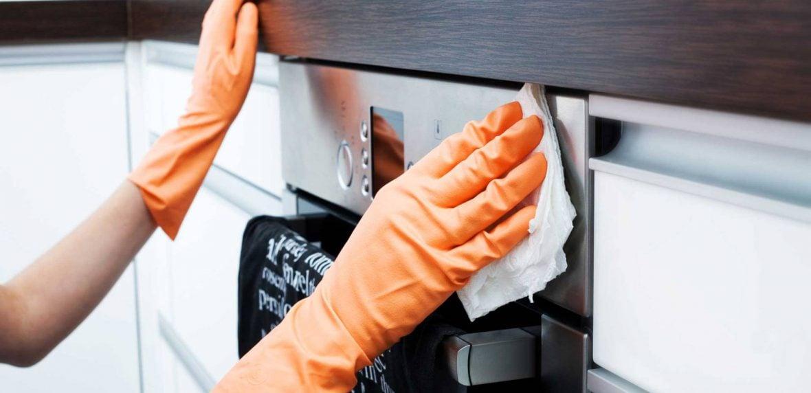 از بین بردن بوی بد آشپزخانه