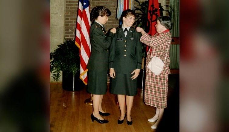 خواهران ژنرال و مادرشان