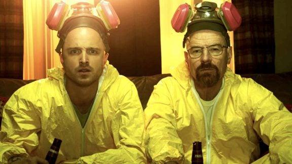 اکران و انتشار فیلم برکینگ بد با حضور ده نفر از بازیگران اصلی سریال