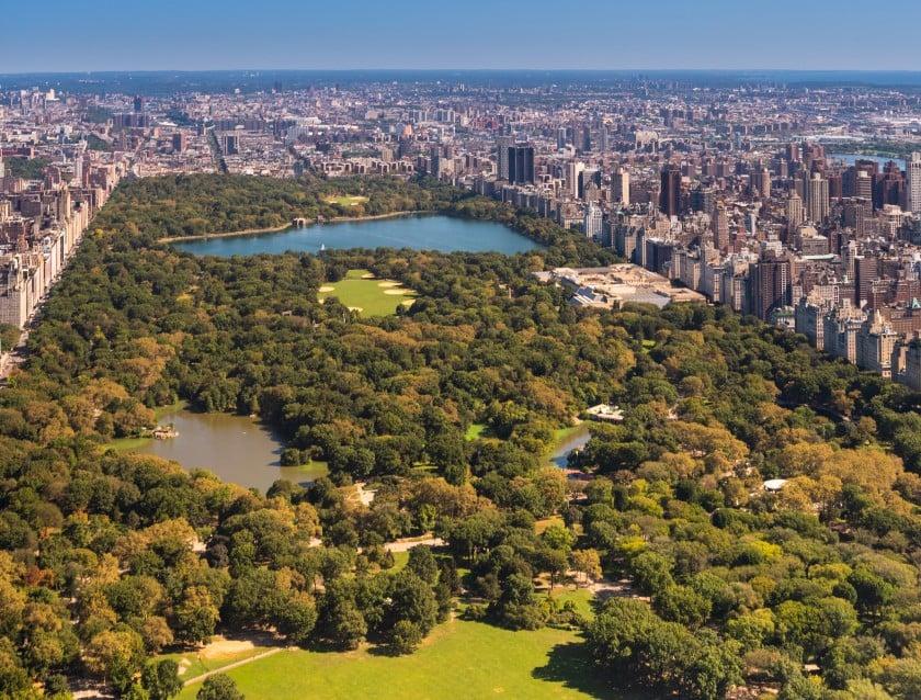 برج پارک مرکزی نیویورک