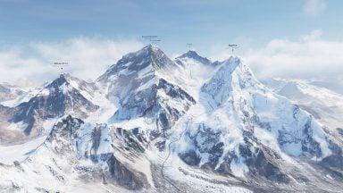 بلندترین کوههای جهان