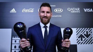بهترین فوتبالیست سال