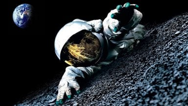 مرگ فضانوردان در فضا