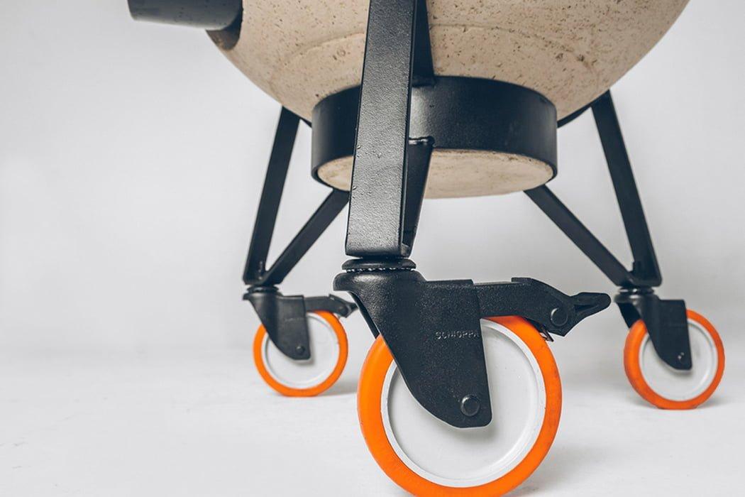 کبابپز ساختارشکن 4 کاره قابل حمل