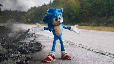 لایو اکشن Sonic