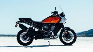 موتورسیکلت ماجراجویانه Harley-Davidson