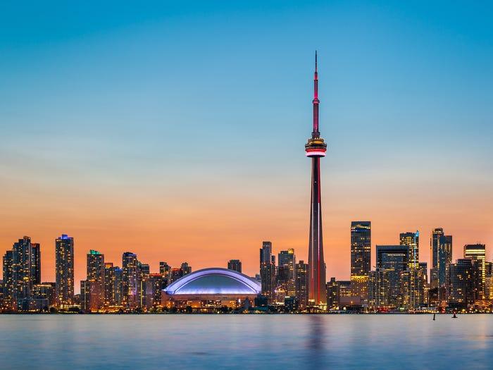 قدرتمندترین پاسپورتهای سال 2020 - کانادا