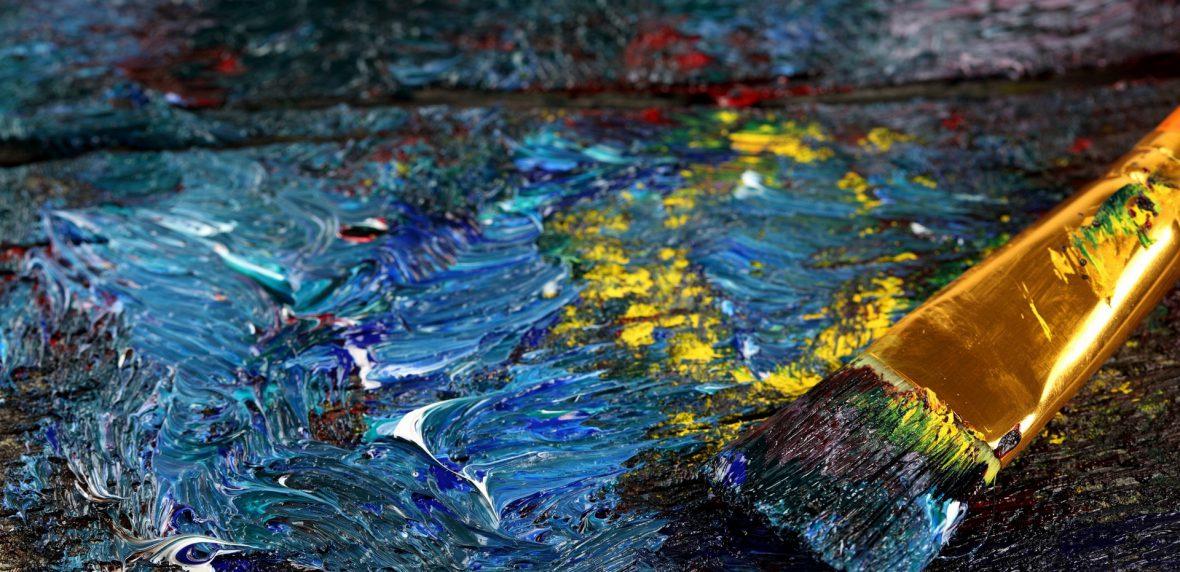 هنرمند نابینای بلغاری