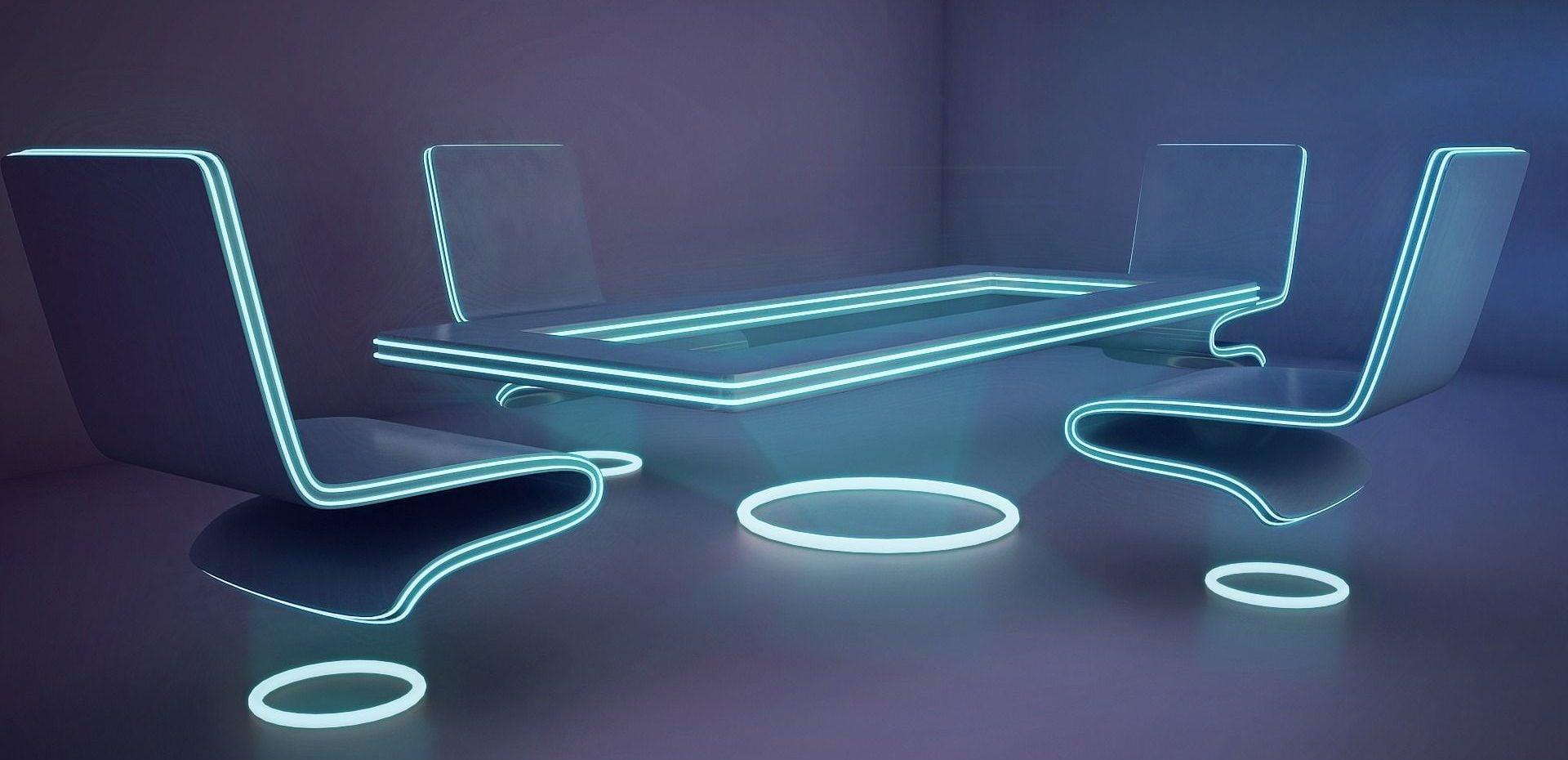 طراحی باشکوه میز تحریر