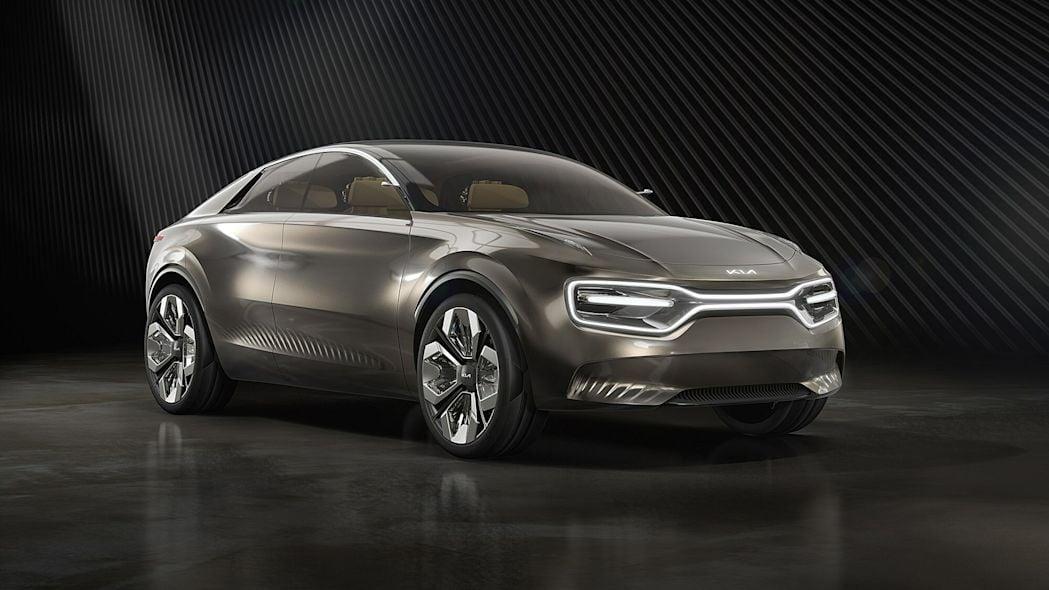 مدل مفهومی Kia Imagine - نمایشگاه ژنو 2019