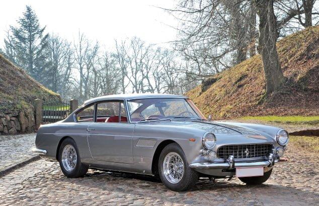 کندترین مدلهای فراری - 3. 1962 فراری 250 مدل GTE 2+2