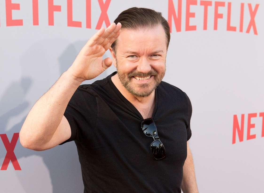 بامزهترین بیوگرافیهای توییتر سلبریتیها - 4. ریکی گراویس (Ricky Gervais)